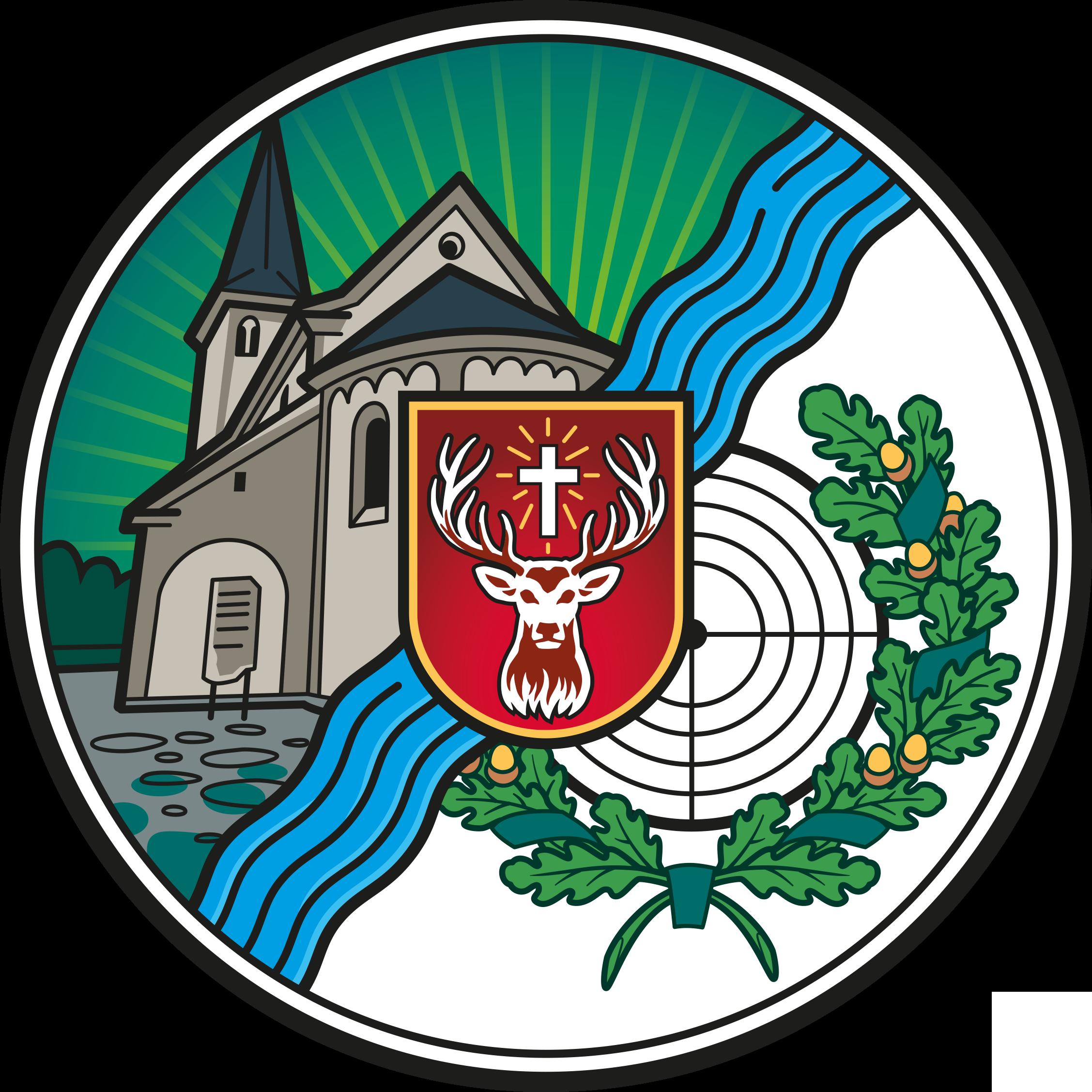 St. Hubertus Schützenbruderschaft Itter Logo